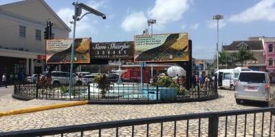 Jamaica - Sam Sharpe Square